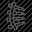 army, belt, bullet, gun, machine, military icon