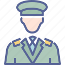 army, colonel, commander, general, military