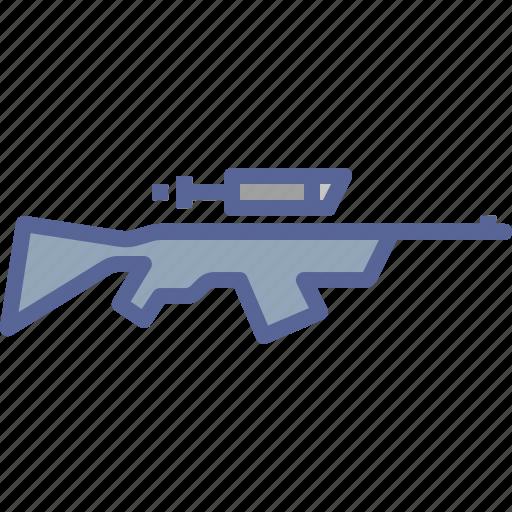 Gun, rifle, shoot, weapon icon - Download on Iconfinder