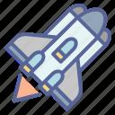 nuclear, rocket, spacecraft, war