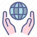 earth, globe, green, peace, save