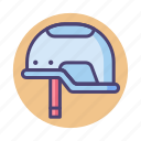 head gear, helmet icon