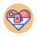 appreciation, day, heart, spouse, spouse appreciation day icon