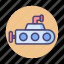 military, sub, submarine, transportation