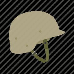 army, combat, helmet, military, soldier, uniform, war icon