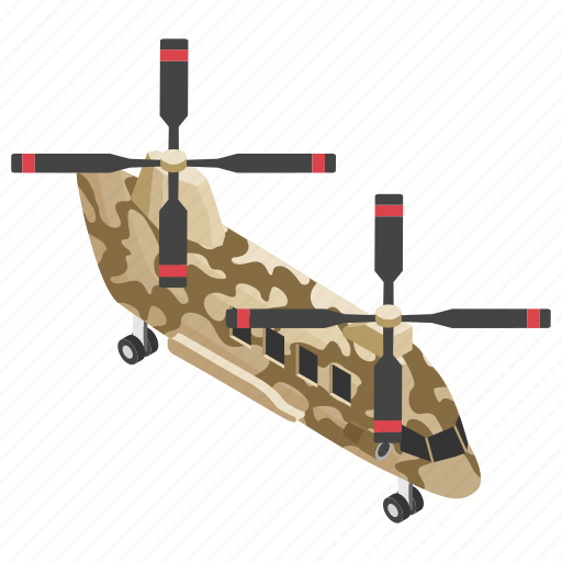 air apache, aircraft, airjet, army vehicle, military helicopter icon