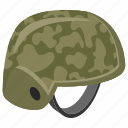 armoured helmet, army hat, battle helmet, pillbox, skullcap icon