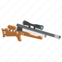 fast-action gun, machine gun, mg, war equipment, weapon icon