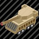 big bertha, cannon, heavy artillery, heavy gun, panzer, war equipment, weapon