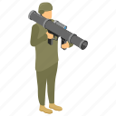 big bertha, cannon, heavy artillery, heavy gun, war equipment, weapon icon