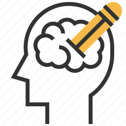 creative, design, graphic, thinking icon