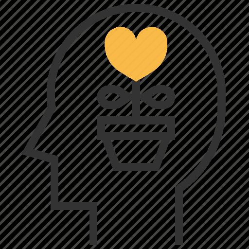 feelings, love, romance, sign icon