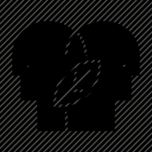 eco, head, mind icon