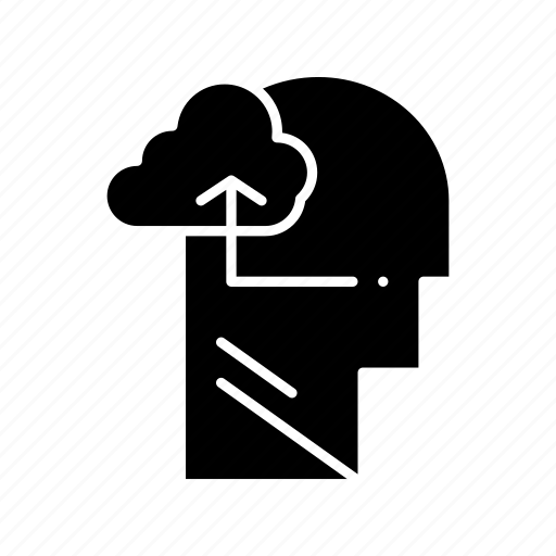 Experience, gain, head, mind icon - Download on Iconfinder