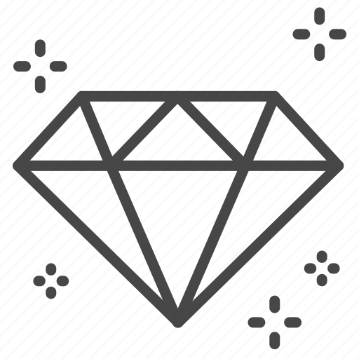 Diamond, gem, jewel, mine, mining icon - Download on Iconfinder
