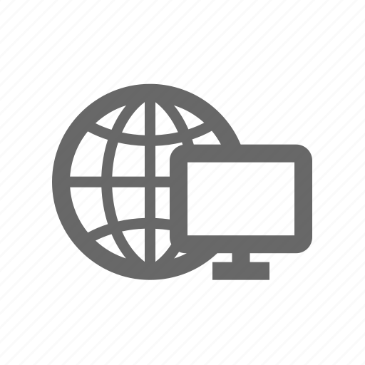 communication, connectivity, internet, network, sync, technology icon