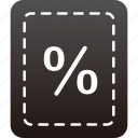 coupon, discount, ecommerce, online, sale, shopping icon