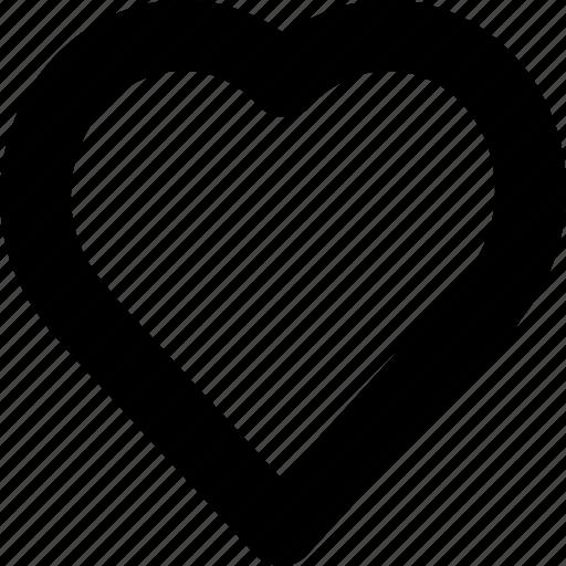 day, favorite, heart, like, love, star, valentine icon