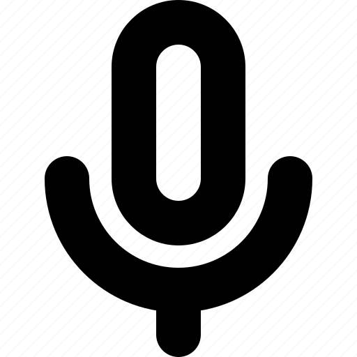 mic, sound icon