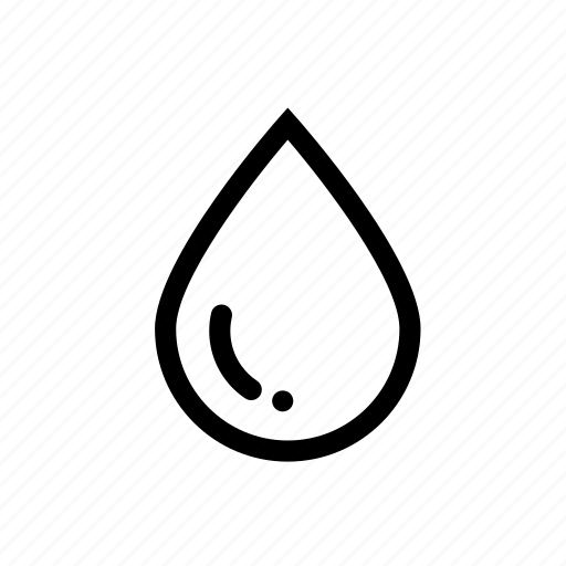 biology, drink, drop, droplet, finance, liquid, water icon