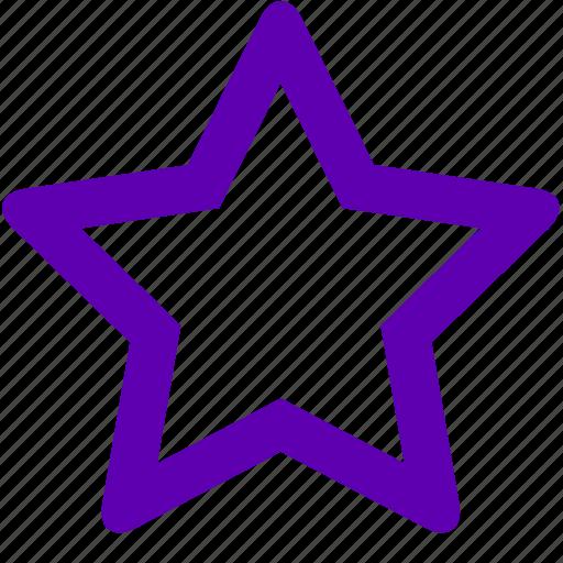 favorite, favorites, like, rating, star icon