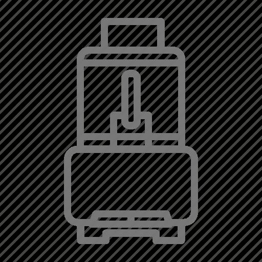 appliance, blade, chop, grind, processor icon