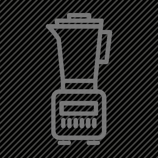 appliance, blender, fruit, kitchen, smoothie icon