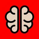 brain, icon, think icon