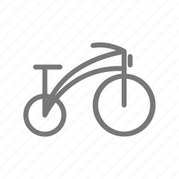 bicycle, bike, cycle, ride, toddler, tricycle, wheel icon