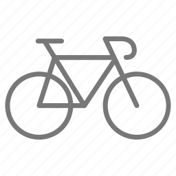 bicycle, bike, fitness, ride, speed, sport, wheel icon