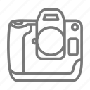 camera, cannon, digital, nikon, photo, photography, slr icon