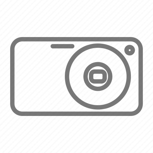 camera, cannon, digital, multimedia, nikon, photography, point and shoot icon