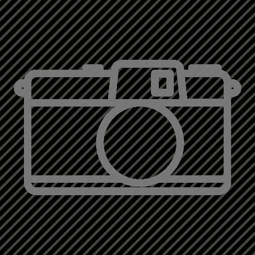 camera, film, image, lens, photo, photography, slr icon