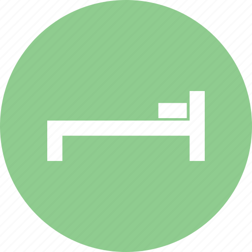 Bed, bedroom, furniture, home, house, wooden fourniture icon - Download on Iconfinder