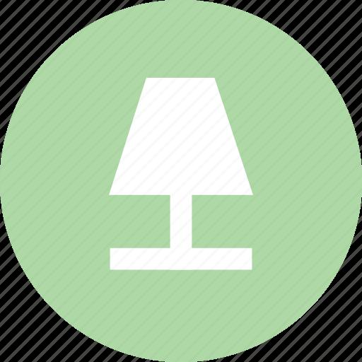 lamp, lamp icon, light, night, studying icon