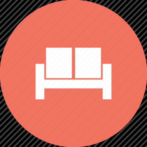 chair, chairs, comfortable, seat, sit, sofa, sofa icon icon