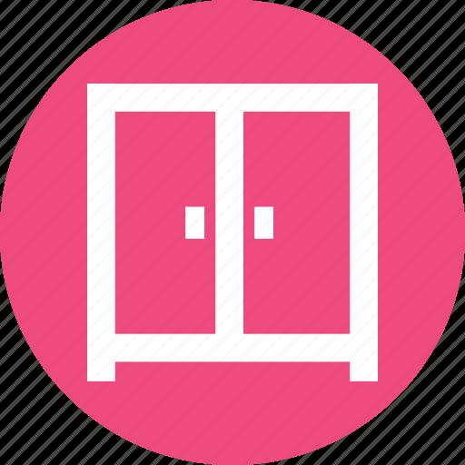 Container, fashion, furniture, wardrobe, wardrobe icon icon - Download on Iconfinder