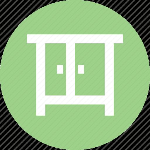 Clothes, fashion, furniture, home, wardrobe, wardrobe icon icon - Download on Iconfinder