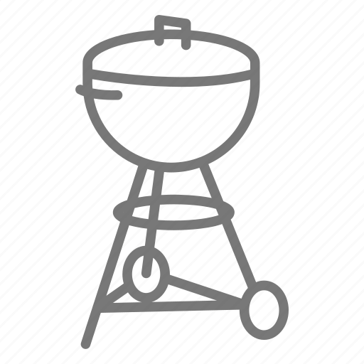 bbq, charcoal, cook, cookout, food, grill icon