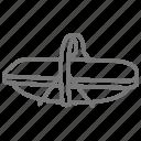 basket, farm, trug, wooden icon
