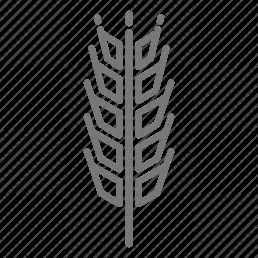 crop, farm, grain, harvest, wheat icon