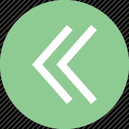 Arrows, left arrow, left arrows, west arrows icon - Download on Iconfinder