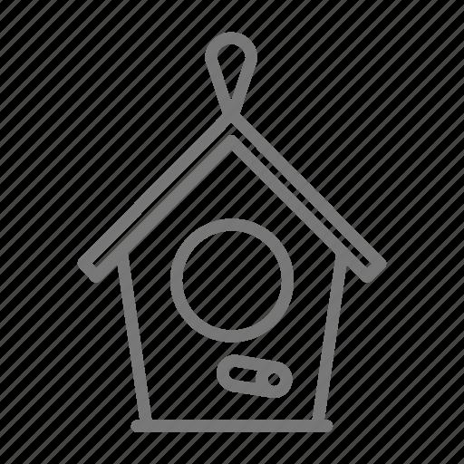 bird, bird feeder, birdhouse, eat, food, garden, seed icon