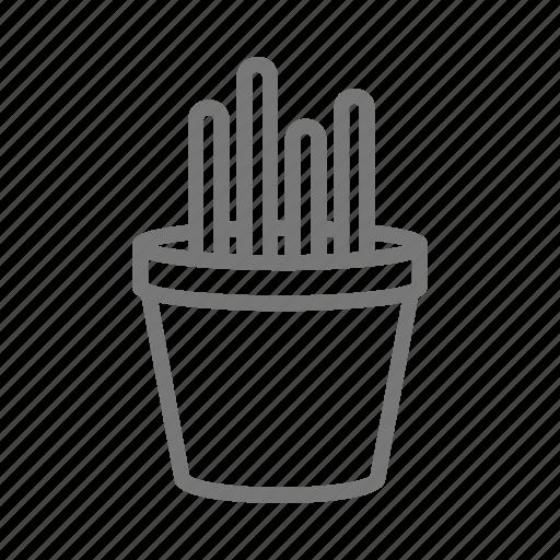 cactus, houseplant, plant, pot, succulent icon