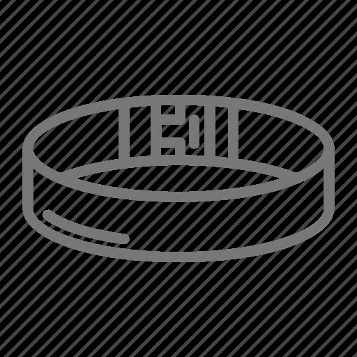band, bangle, bracelet, jewelry, necklace icon
