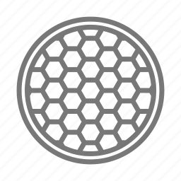 city, cover, drain, manhole, metal, sewer, street icon