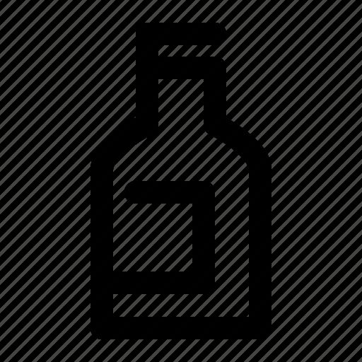 Beer, bottle, drink, label, soda icon - Download on Iconfinder