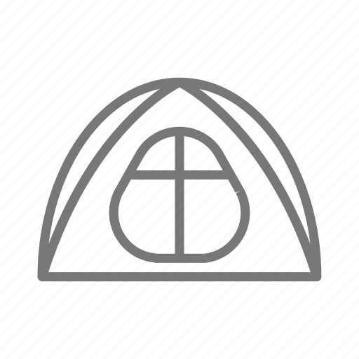 adventure, camp, camping, outdoors, tent icon