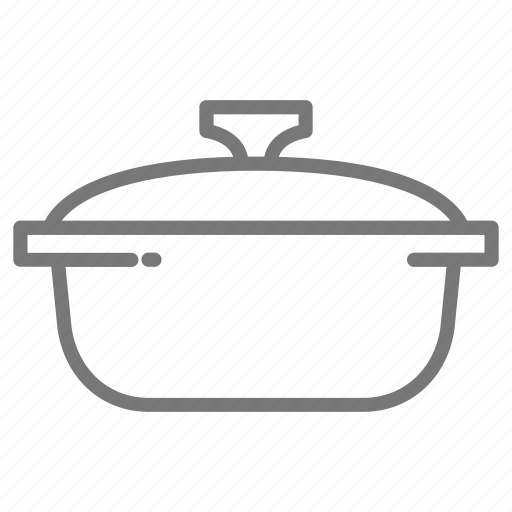 casserole, dinner, dish, thanksgiving icon