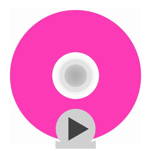 Dvdplayer icon
